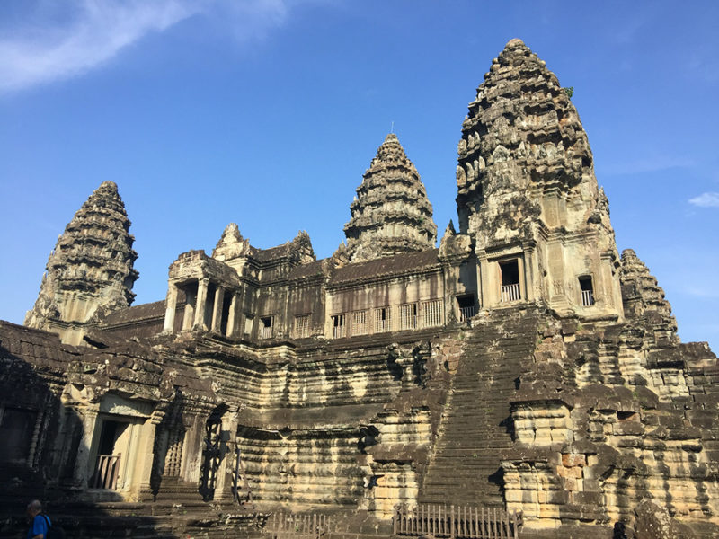 Temple de Bantey Samrey