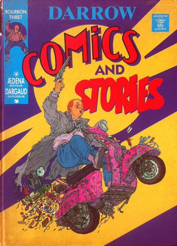 comics and stories