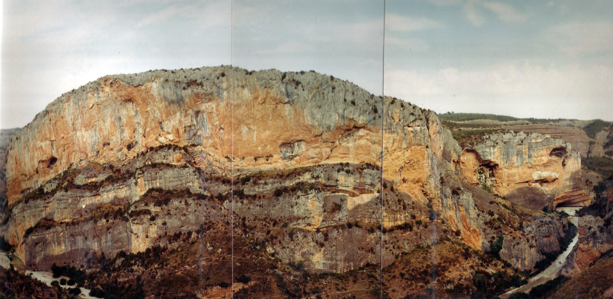 canyon pano